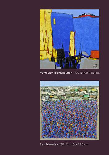 Catalogue exposition Jean MOIRAS à l'AMAC - Chamalières
